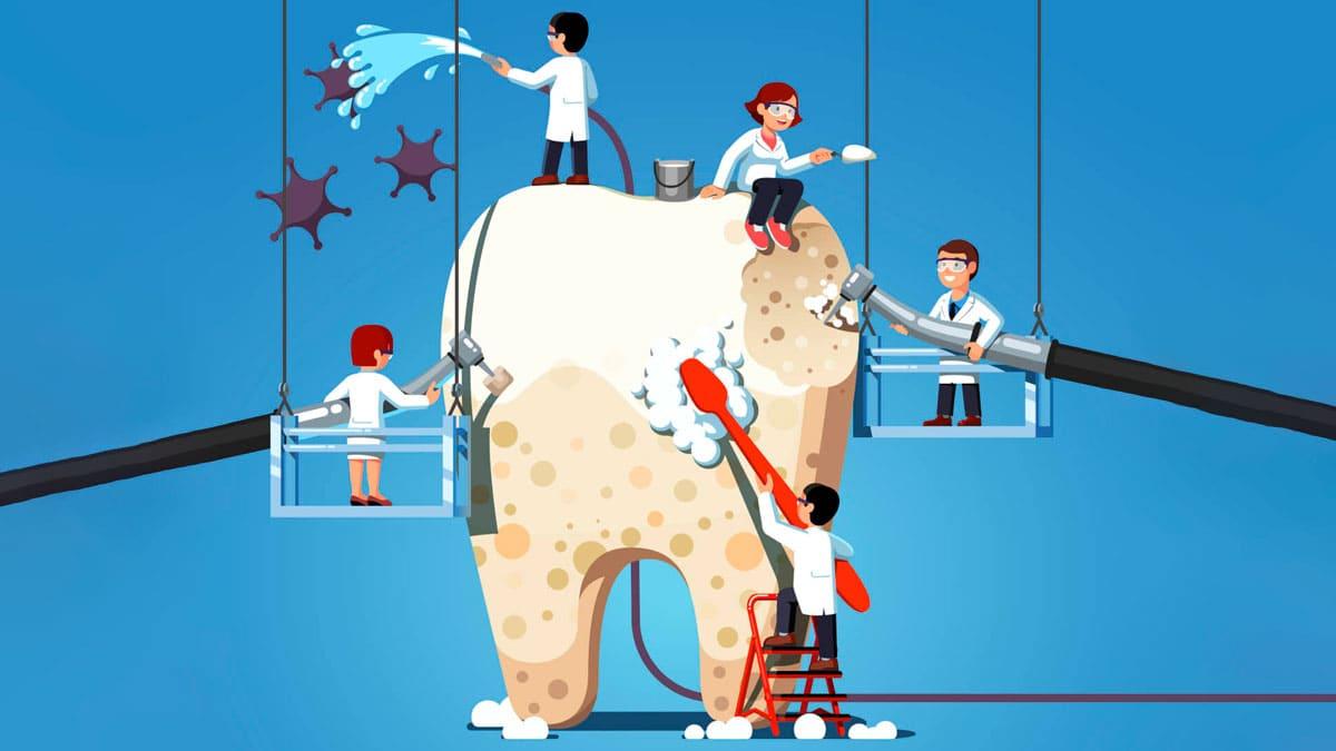 Дешевое лечение кариеса зубов